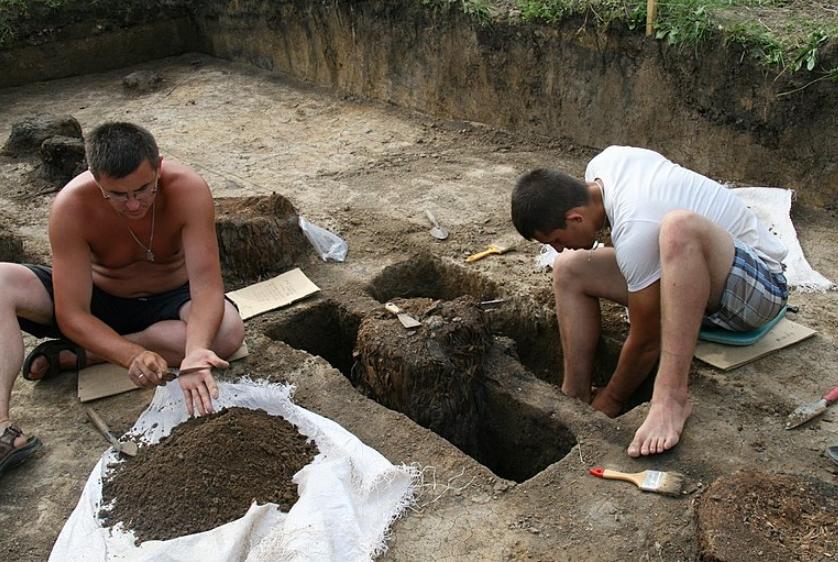 Археологи обнаружили на Камчатке поселения исчезнувшей культуры собаководов